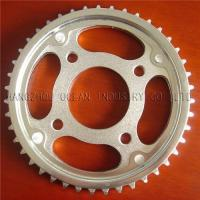 Buy cheap Motorcycle Sprocket from wholesalers