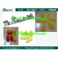 Quality English Version SUS304 Snack Extruder Machine Continuou Automatic wholesale