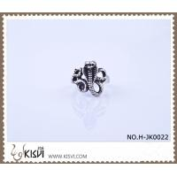 Quality High quality guarantee 11 # / 10g 316l stainless steel ring H-JK0022 wholesale