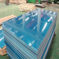 Quality 1060 1100 1050 Aluminum Sheet High Durability For Construction / Tanker wholesale