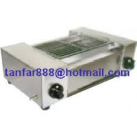 Quality Smaller Manual Ray Smokeless Barbecue Machine wholesale
