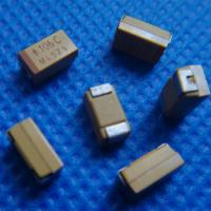 Quality MLCC Tantalum SMD Chip Capacitor TAJA106K016RNJ 10uF(106) ±10% 16V CASE-A 3216 10/16A wholesale