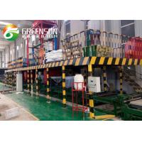 Quality Promotional Light Weight Mgo Board Production Line With Easy Operation wholesale