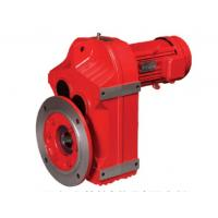China F series helical gear reducer on sale