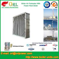 Quality Non Pollution Plate Type Air Preheater For Boiler , APH In Power Plant wholesale