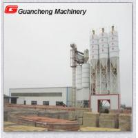 China 40T / H Dry Mortar Concrete Batch Mix Plant Big Power Safe Management on sale