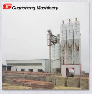 China 40T / H Dry Mortar Concrete Batch Mix Plant Big Power Safe Management on sale