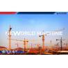Quality QTZ63 series 5013 model electric self raising tower crane construction 1.3ton for sale