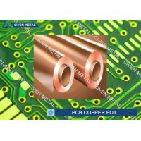 Quality 550mm - 1295mm Width ED Copper Foil for Printed Circuit Board wholesale