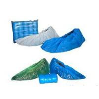 Cheap CPE and PE Shoe Cover, PE Shoe Cover, Disposable Shoe Cover for sale