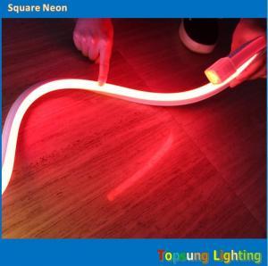 Quality Amazing red square 127v flexible LED neon strip 16*16mspool wholesale