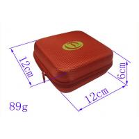 Surface Fabric Square Hard Storage Case With Long-Lasting Performance