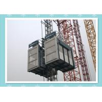 China Electric Industrial Rack And Pinion Hoist For Material And Personnel on sale