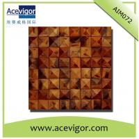 Quality Wood mosaic tiles for wall decoration wholesale