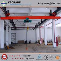 Quality China Customized Single Beam Overhead Suspending Crane,Bridge Crane Features wholesale