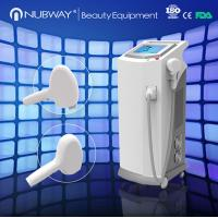 Quality 2016 newest technology diode 808nm wavelength laser for painless and permanenthair removal wholesale