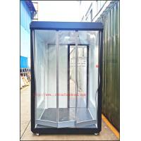 Quality Face Recognition Infrared 20cm Body Temperature Detector wholesale