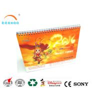Quality Office Stationery Lenticular Notebook Lenticular Printing 3D Calendar wholesale