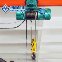 China 1 Ton / 5 Ton Electric Wire Rope Hoist High Precise Loading For Factory on sale