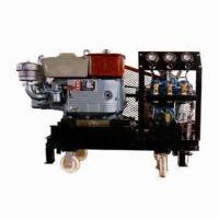 Quality Helium Recycling Units, Manual Emergency/High/Medium Water-cooled Air Compressor wholesale