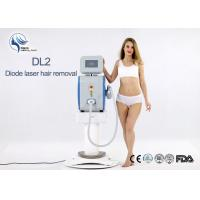 Buy cheap Laser Emitter Permanent Diode Laser Hair Removal Machine With 808nm Diode Laser System from wholesalers