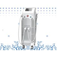 China Face E - light IPL RF Machine For Skin Tightening and Tattoo Removal 50HZ 100 / 110V on sale