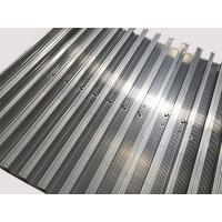 Quality High Performance Aluminum Extrusion Fabrication Polishing 6063-T5 With 2 Meter wholesale