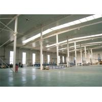 Quality Stable Structural Steel Frame Construction Prefabricated Warehouse Buildings wholesale