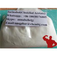 Oral Turinabol Clostebol Acetate Strongest Testosterone Steroid For Muscle Gain CAS 855-19-6