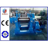 Quality Long Service Life Rubber Processing Equipment 1200mm Roller Working Length wholesale