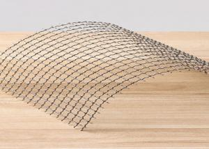 China 635 Mesh Stainless Steel Woven Wire Mesh For Protecting on sale