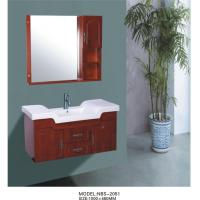 Quality 2 Doors 2 Drawer solid wood bathroom vanities cabinets Back Panel Included wholesale