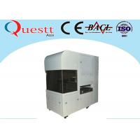 Quality Air - Cooled UV Laser Marking Machine 8W With High Ratio Photo Translating wholesale