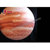 LED Inflatable Advertising Balloon Giant Inflatable Planets Solar System
