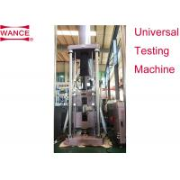 Quality ISO15835-2 Servo Hydraulic Universal Testing Machine Concrete Reinforcement Coupler Cyclic Test wholesale