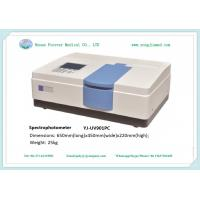 Quality Double Beam UV-Vis Spectrophotometer (YJ-UV901PC) wholesale