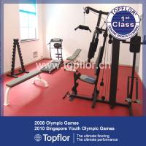 China Vinyl Gym Flooring Mat Gym Carpet on sale