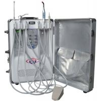 Quality Portable Dental Unit BD-406 with Air Compressor Suction System 3 Way Syringe wholesale