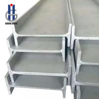Quality Stainless steel I-beam-Stainless steel profile,100-800mm, 316Ti wholesale