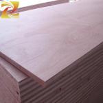 Quality 1220*2440mm 16/17/18mm poplar blockboard wholesale