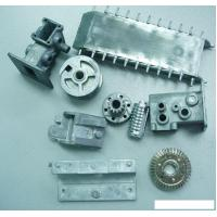 Buy cheap Customized Aluminium Die Casting Motor Components ISO Certification from wholesalers