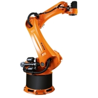 China KR 470-2 PA 6 Axis Payload 470kg Reach 3150mm Floor Mounting Palletizing Robot on sale
