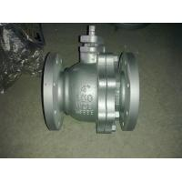 Cheap API Carbon Steel ,Stainless Steel CF8/CF8M/CF3 RF Flanged Ball Valve for sale