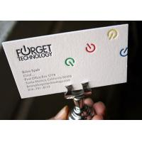 Quality printed business cards paper name cards in high quality wholesale