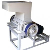 China Manual / Automatic Feeding Hdpe Granulator , Plastic Scrap Granulator Water Cooling on sale