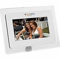 Quality 7 Inch Digital Photo Frame With Remote Control 800 x 480 Resolution wholesale