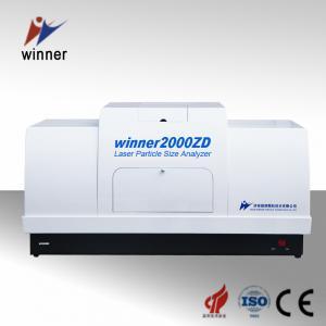 China Winner 2000ZDE Intelligent Laser Particle Size Analyzer on sale