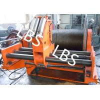 Quality Electric Single Drum Spooling Device Winch Tension Wire Rope Winch wholesale