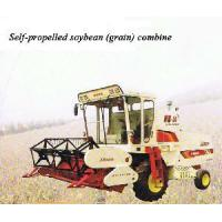 Quality Self-Propelled Soybean Combined Harvester wholesale
