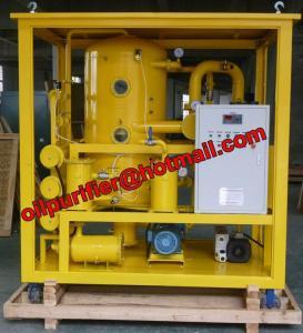Quality Super High Voltage Transformer Oil Purifier Type insulation Oil Purification Machine for 200KVX,500KVA,700KVA wholesale